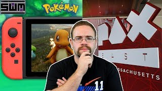"""A Leaked Pokemon Switch """"Screen Shot"""" Has Fans Worried And The PAX East Line Up Is Set! 