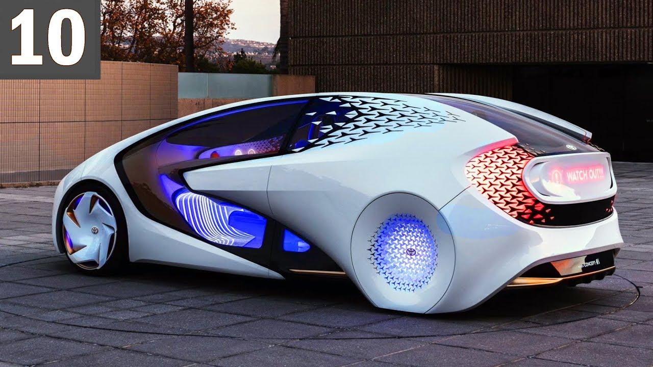 10 insane new car prototypes