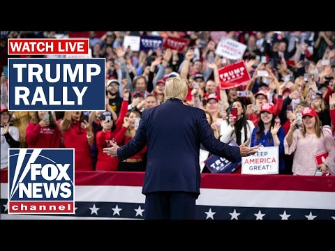 Trump Holds A 'Keep America Great' Rally In Las Vegas