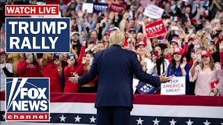 Live: Trump holds a 'Keep America Great' rally in Las Vegas