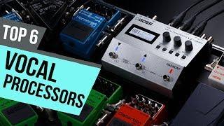 6 Best Vocal Processors 2018 Reviews