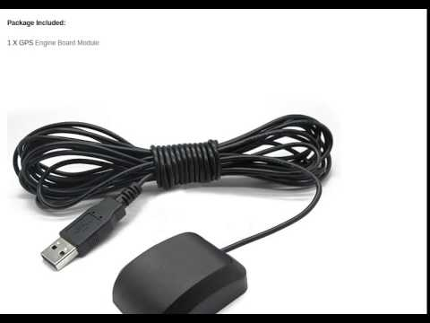 GPS Engine Board Module Antenna USB Interface G Mouse VK 162
