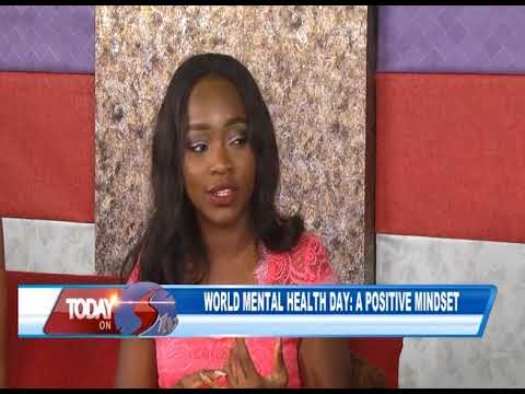 World Mental Health Day: A Positive Mindset   Today On Stv 10th Oct, 2017