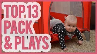 Best Pack And Play 2018 – TOP 13 Pack And Plays