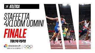 Staffetta 4x100m Uomini - Atletica | FINALE - Highlights | Giochi olimpici - Tokyo 2020