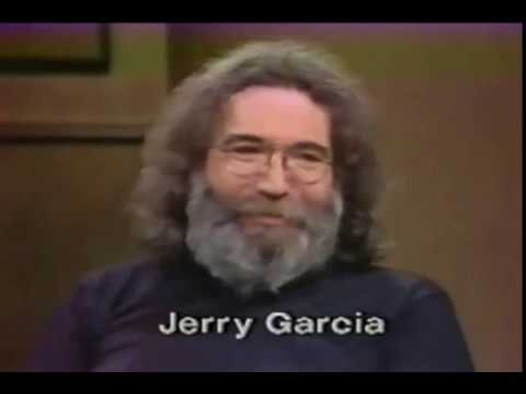 Garcia & Weir on Letterman 4/13/82, New York, NY