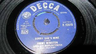 MOD FREAKBEAT - Jimmy Winston and The Reflections- Sorry She
