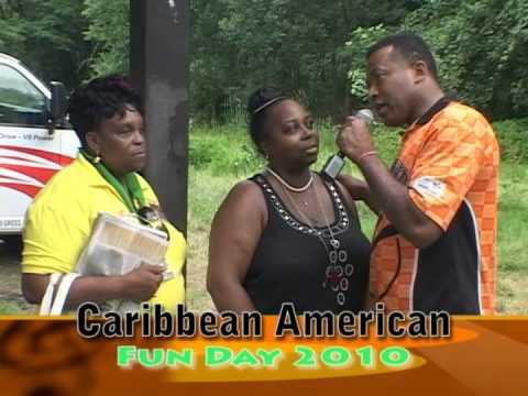 Caribbean American Fun Day 2010 Lady Ira