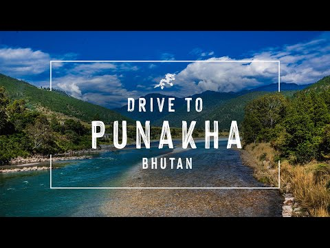 Drive to Punakha | Most Scenic, Calm and Quite drive in Bhutan | | Episode 8