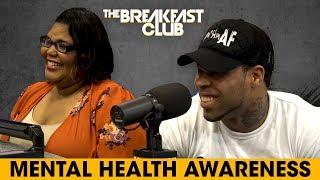 Curt Cain And April Smith Discuss Mental Health Awareness