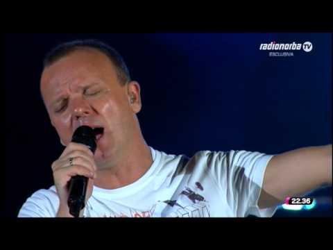 Gigi D'Alessio @ Arena Della Vittoria Bari - 28/09/2012 - Radionorba TV * Parte 5
