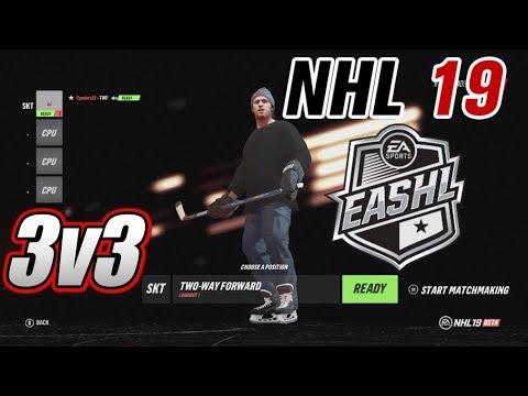 NHL 14 Hut matchmaking