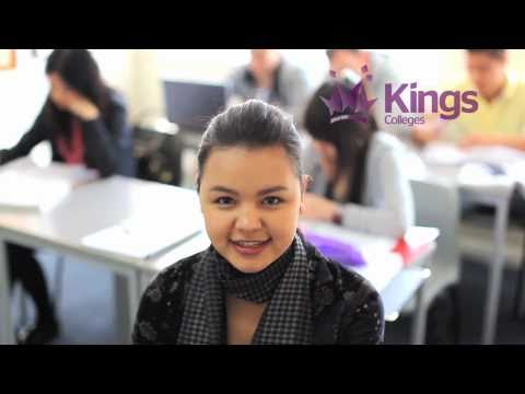 Kings Oxford A Level Student