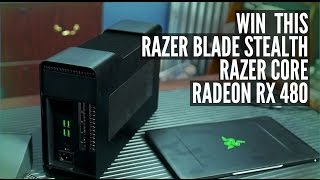 Razer blade giveaway