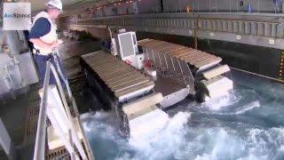 US Marines UHAC - Well Deck Parking (Ultra Heavy-Lift Amphibious Connector)