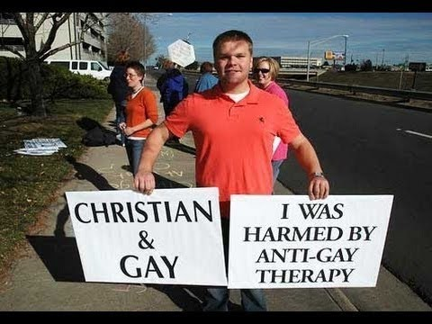 Ban on Gay Conversion Therapy Put on Hold