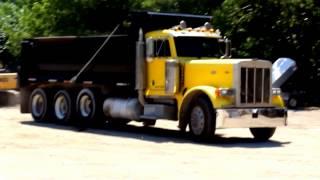 1996 model peterbilt 379 dump truck for sale