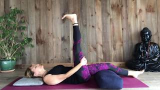 Karen St-Laurent Yoga - Série sacrum/coccyx