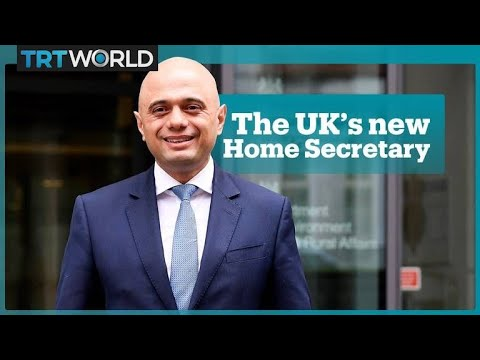 5 things about Britain's new home secretary