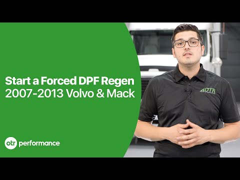 How to Perform a Forced Regen on a Volvo D13 | 2007-2013