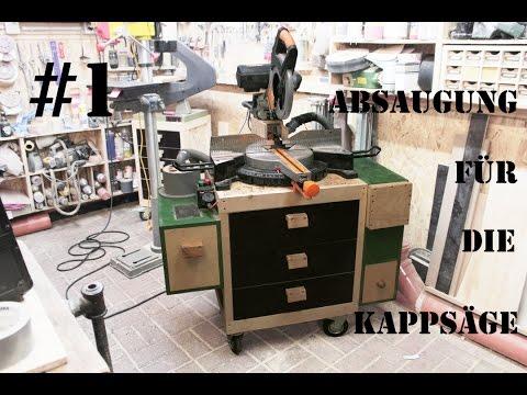 eine absaugung f r die kapps ge bauen philipp konter teil 1 youtube. Black Bedroom Furniture Sets. Home Design Ideas