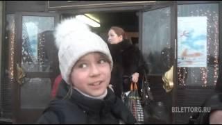 Снежное шоу Славы Полунина отзывы, Театр им Сац 02.02.2013