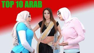 Top 10 Arab Pornstars