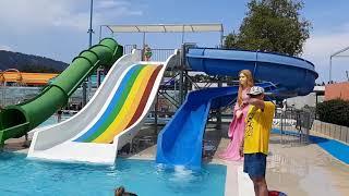 DoluSu Park TripAdvisor Kemer 2018 для детей просто супер