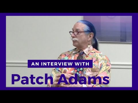 Patch Adams Interview