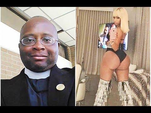 COGIC Pastor Denies Writing, 'Love to Eat Your Booty' on Nicki Minaj's Instagram?