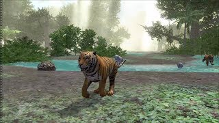 🐅Ultimate Tiger Family VS 🦁Lions Simulator Games 3D, By Gluten Free Games