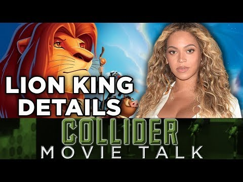 The Lion King: Beyonce Close To Voice Nala & Write New Music - Collider Movie Talk