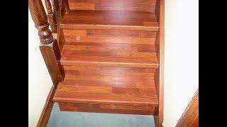 New Quick-Step Incizo® profile 5in1,finishing stairs,★★★★★ laminate stairs