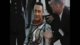 Astronauts Grissom, Schiara and Armstrong Test the X-20 DynaSoar Cockpit & Space Suits, Part 1