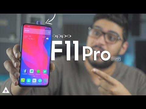 لا تشترى اى هاتف فئة متوسطة حاليا Oppo F11 يستحق الانتظار !