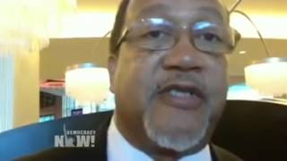 Fmr. NAACP Leader Ben Chavis Attends Obama Inauguration After Historic Pardon in Wilmington Ten Case