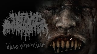 Watch Infant Annihilator Blasphemian video
