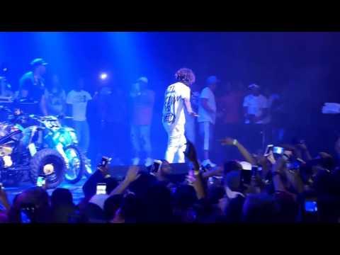 Lil Uzi Vert LIVE Performance at The Parental Advisory Tour HD