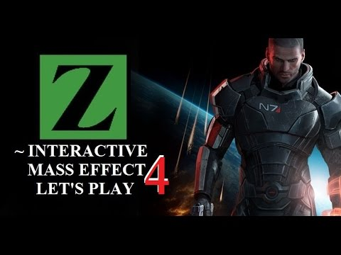 Mass Effect - INTERACTIVE LET'S PLAY - Nappy Time = Bad!
