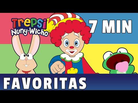 Top 5 De Trepsi El Payaso - 7 minutos