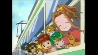 Sad Final Moment-Digimon Adventure 01 (Asian English)