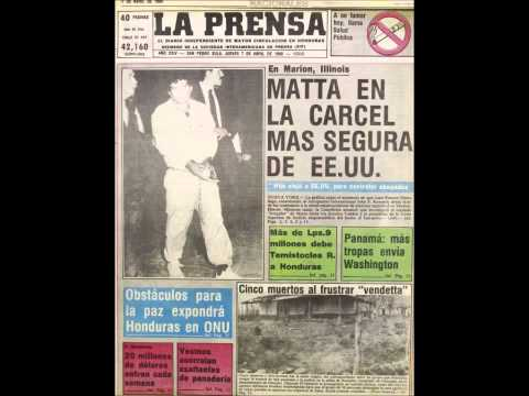 El Corrido De Juan Ramón Matta Ballesteros. José Luis Lizama