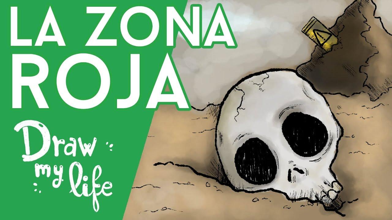 LA ZONA ROJA: el misterio - Draw My Life