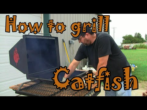 How To Grill Catfish