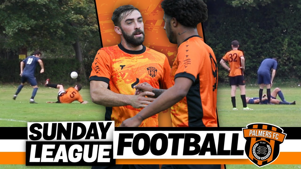 Sunday League Football - TAKE ADVANTAGE!
