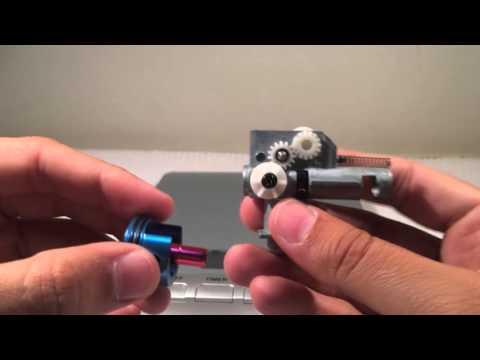 Bocal De Ar Air Nozzle Selado Em Alumínio Para Airsoft V3