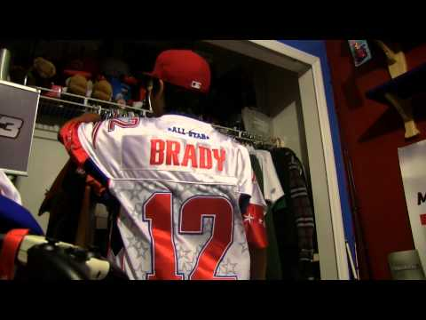 My Jersey Collection And 2008 Tom Brady Pro Bowl Jersey Review