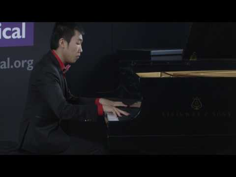 Simon Su plays Chopin at CPR Classical