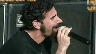 system of a down - toxicity live on big day out..