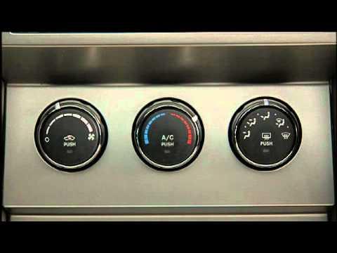2012 Dodge Caliber | Manual Climate Controls